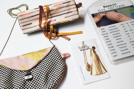 Nouveautés chez Lilli Bulle accessoires pour grandes