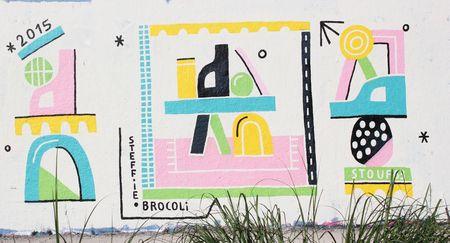 Steffie Brocoli 2015 parc des cormailles