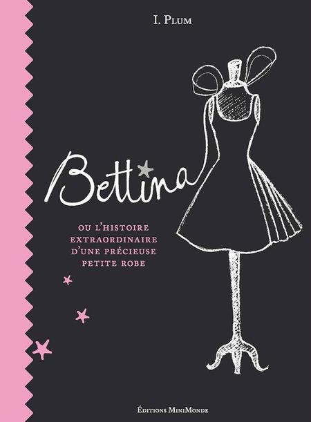 Bettina minimonde couv du livre