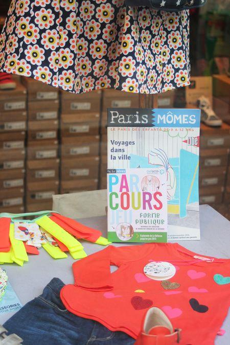 Paris Mômes chez Lilli Bulle