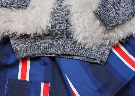 Matières tissus fabrics