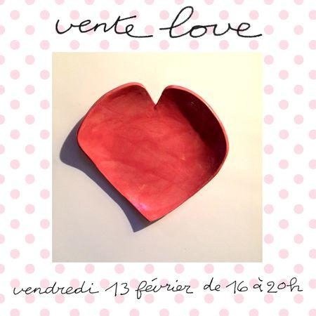 Love céramique