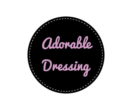 Adorable dressing