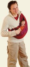 Premaxx сумка-переноска Слинг, кенгуру для детей, сумка-переноска для...
