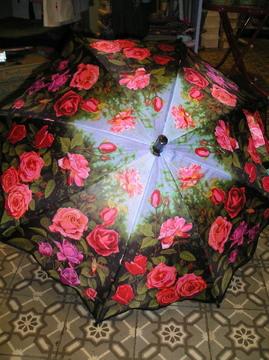 a36aec634498 P1010025 parapluie fleurs les roses